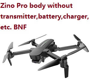 Hubsan Zino Pro without transmitter,battery,charger,etc. BNF