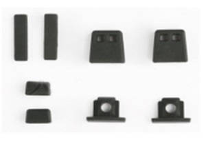Hubsan H117S ZINO RC Quadcopter spare parts Rubber Feet