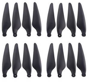 Hubsan H117S ZINO RC Quadcopter spare parts main blades 4sets