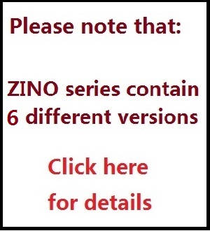 choose correct version link here hubsan ZINO, H117S, ZINO-Y, ZINO 2, ZINO 2+